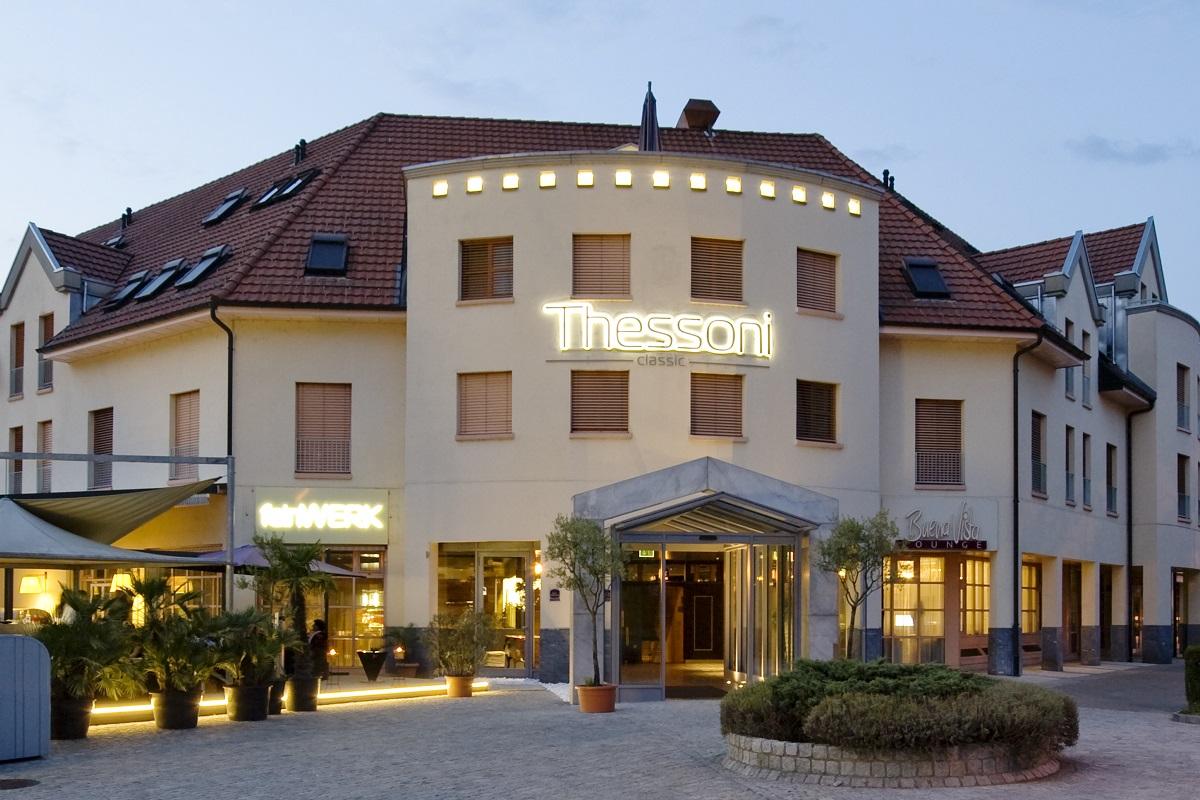 Luxuriöse Business Appartements und Studios bei Zürich